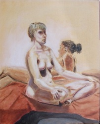 Sitting and Reclining Figures