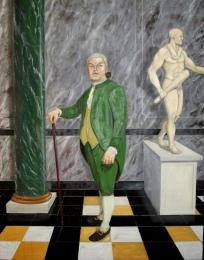 Self-Portrait as a French Republican