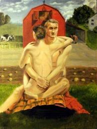 The Farm Yard Embrace