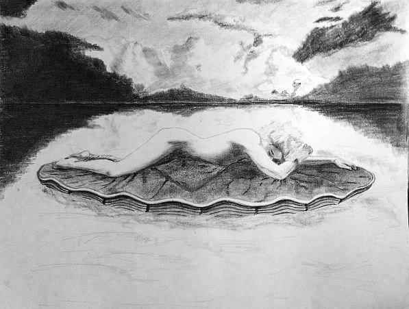 Study for Venus Painting
