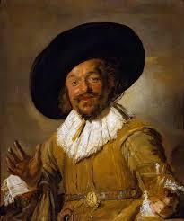 The Merry Drinker (c. 1628-1630, Rijksmuseum, Amsterdam)