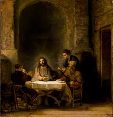 Supper at Emmaus (c. 1648, Louvre, Paris)