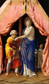 Fig. 4. Andrea Mantegna. Judith and Holofernes. c. 1495. The National Gallery of Art, Washington, DC.