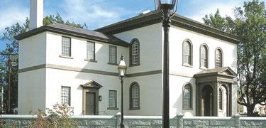 Touro Synagogue, New Port, Rhode Island 1763.