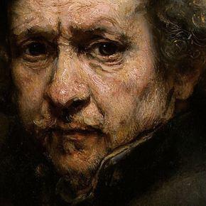 Hals and Rembrandt