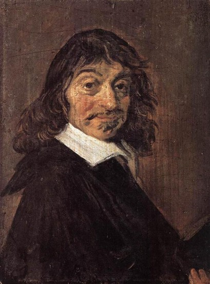 Portrait of Rene Descartes (c. 1649, Staten Museum for Kunst, Copenhagen)