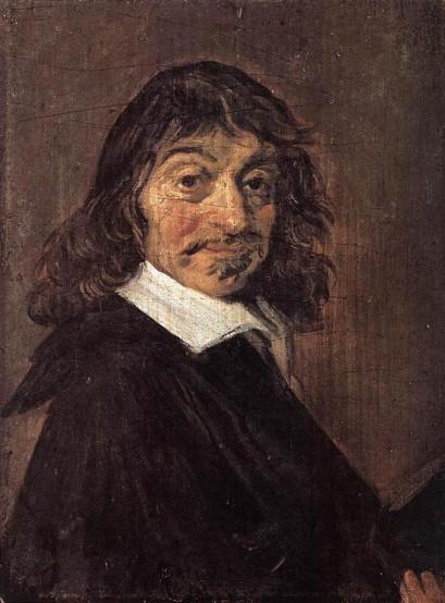 Portrait of Rene Descartes (c. 1649, Staten Museum for Kunst, Copenhagen)