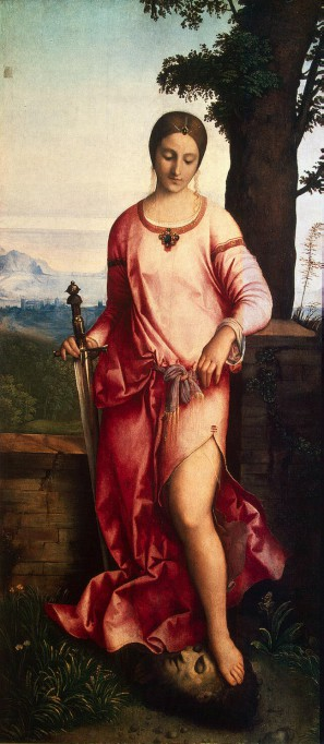 Fig. 5. Giorgione. Judith. c.1504. The Hermitage, St. Petersburg, Russia.
