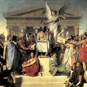 Notes on Neo-Classicism and Art of the 18thCentury
