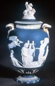 The Apotheosis of Homer, Ceramic Vase, John Flaxman 1778