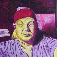self-portrait-in-red