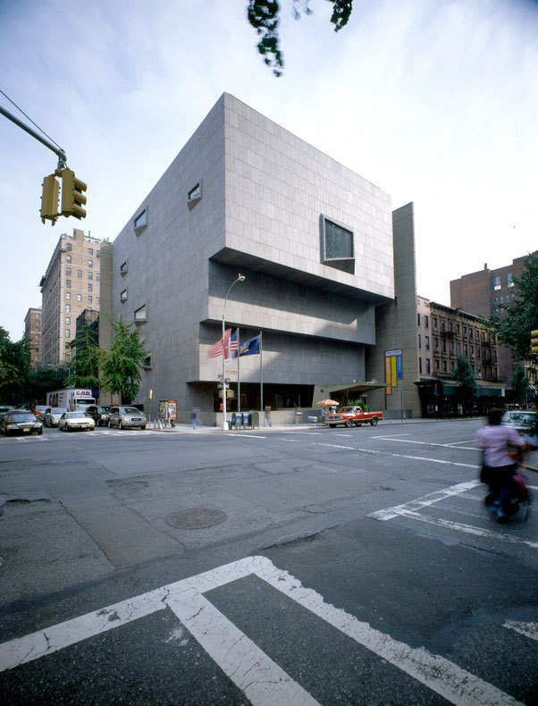 The Old Whitney Museum (Breuer Building), Marcel Breuer and Hamilton Smith 1966