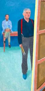 (c) David Hockney; Supplied by The Public Catalogue Foundation