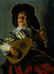 The Serenade, Oil on Canvas, Judith Leyster 1629