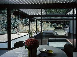 The Bailey House, Los Angeles, California, Pierre Koenig 1958