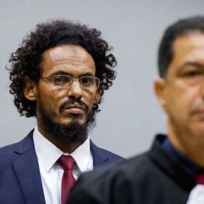 Islamic Militant Faces War Crimes Court for Destruction of CulturalHeritage