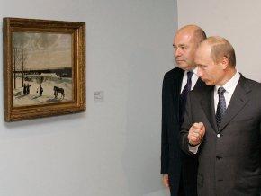Art collection Moscow possibly worth $2 billion Putin – BusinessInsider