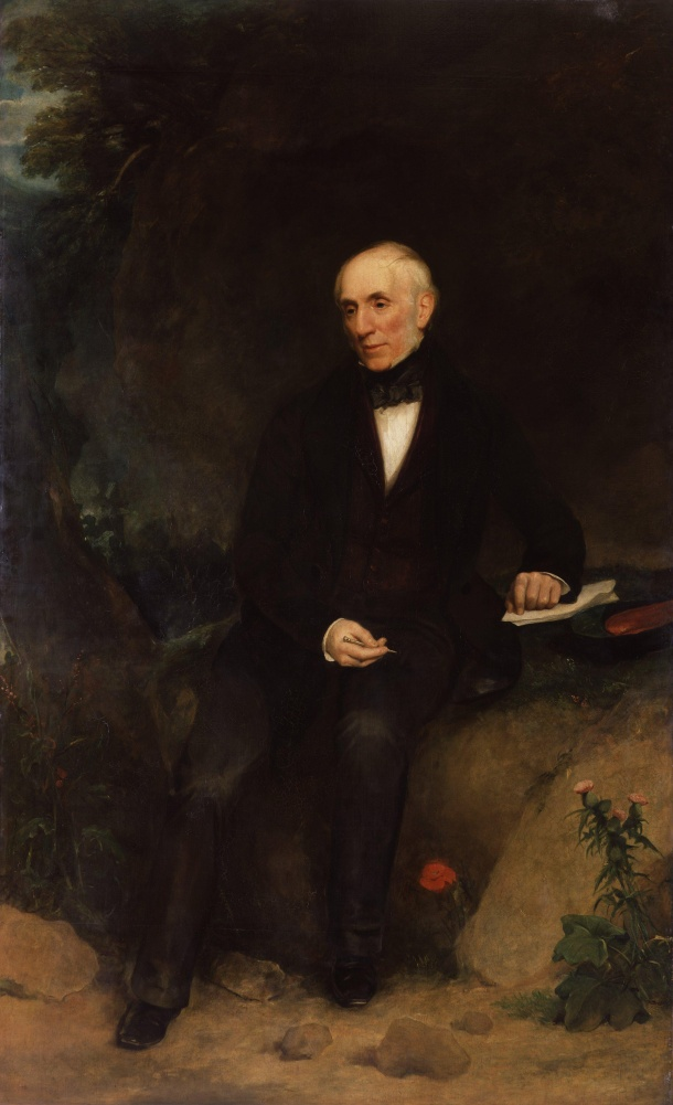 William Wordsworth by Henry William Pickersgill