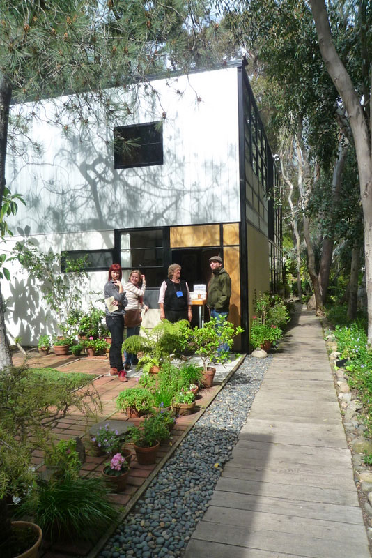 images about Eames Case Study House    on Pinterest ARCHILIBS Eames  Case Study House No     Design for the Masses