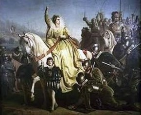 Queen Elizabeth's Speech to the Troops atTilbury