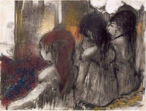 Modern Degas