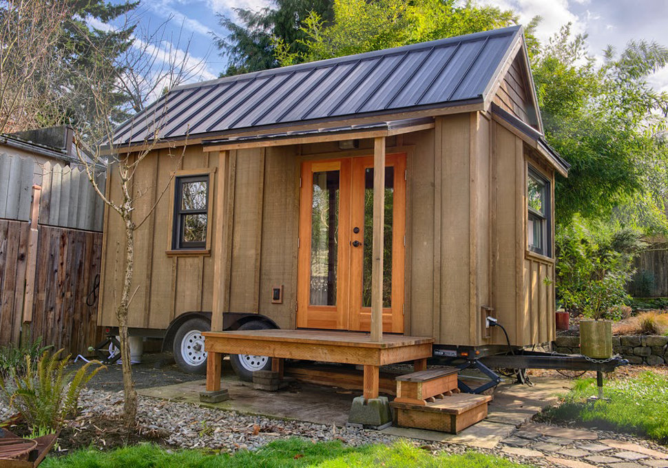 A Trailer, Tiny House or Not?
