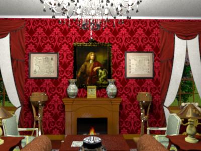 Victorian Room.