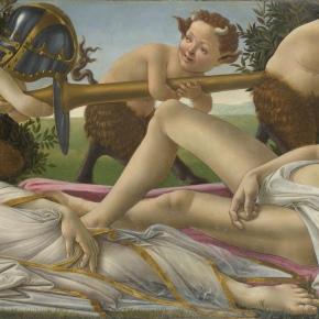 Sandro Botticelli's Venus andMars