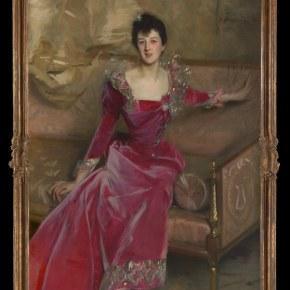 Sargent's Mrs. HughHammersley